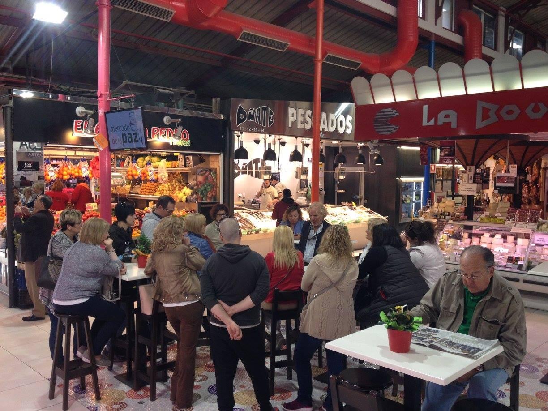 Market Tours - Madrid