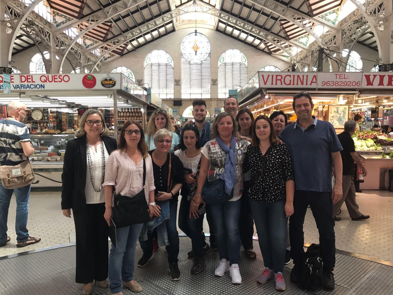 Market Tours - Mercat Central València