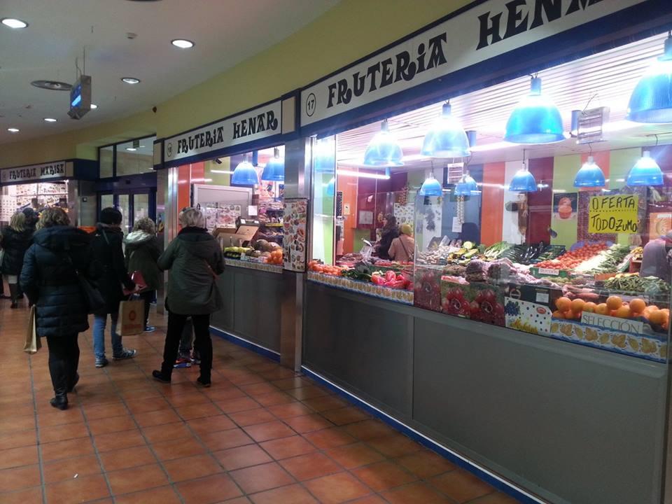 Market Tour - Bilbao