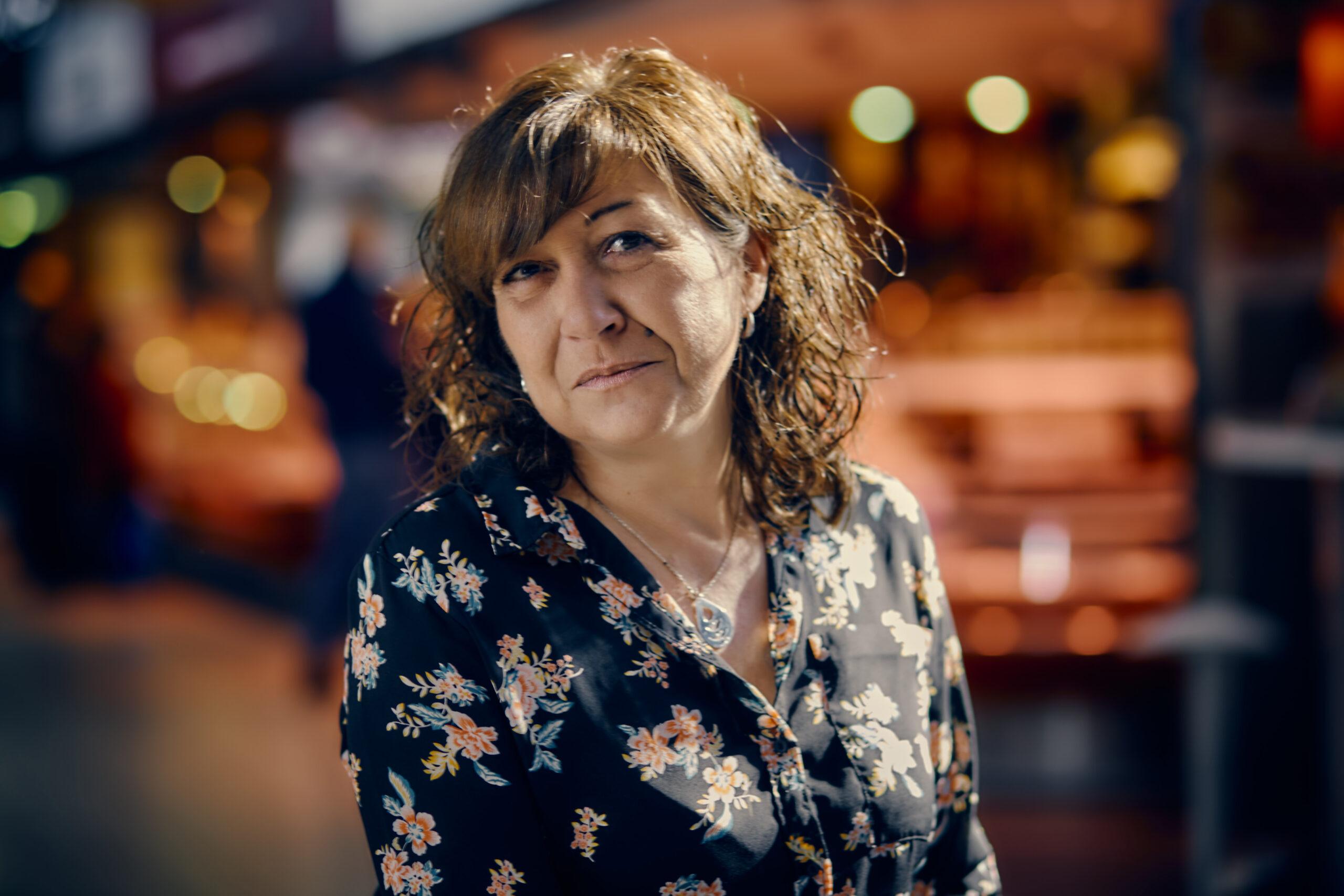 Mercats municipals Sara Frias